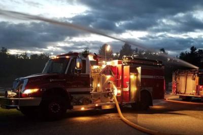 Baileyville Fire Department